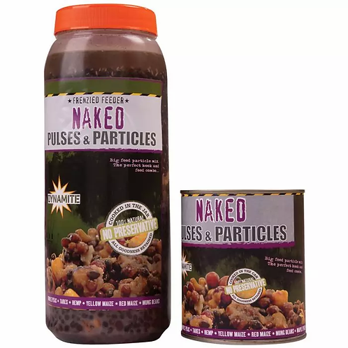 Dynamite Baits Frenzied Naked Pulses & Particles