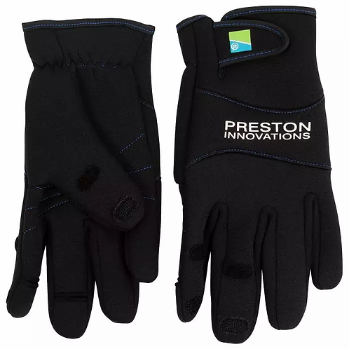 Preston Neoprene Gloves
