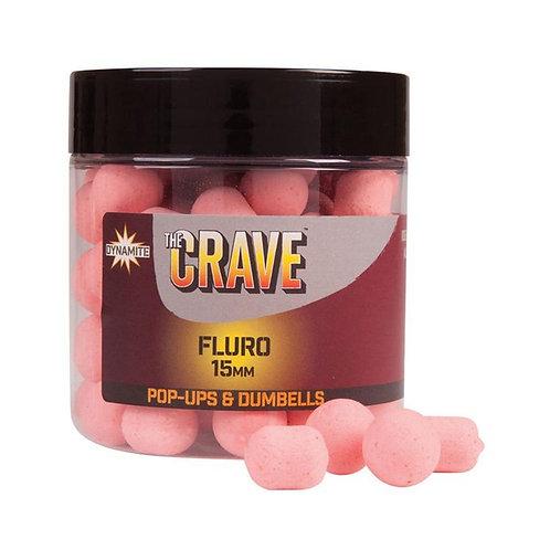 Dynamite Baits The Crave Fluor Pop-Ups