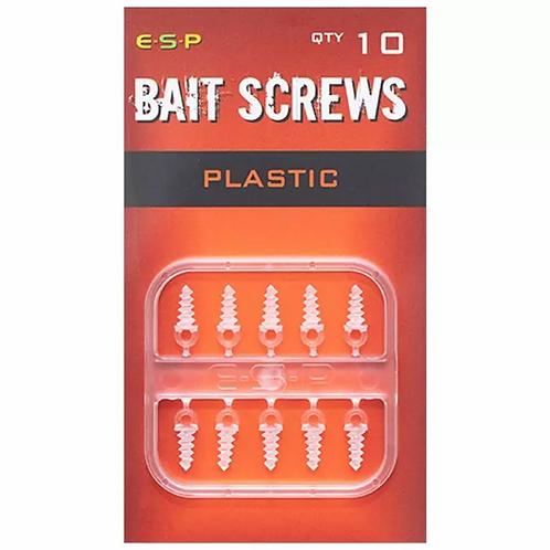 ESP Bait Screws Plastic