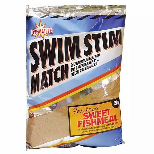 Dynamite Swim Stim Match Sweet Fishmeal Groundbait