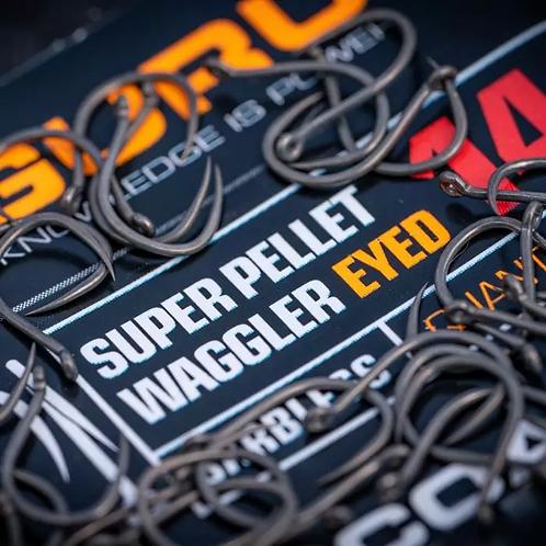 Guru Super Pellet Waggler Hooks