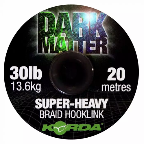 Korda Dark Matter Braid Hooklink
