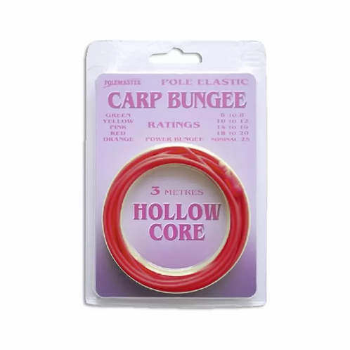 Drennan Carp Bungee Elastic 18-20 Red