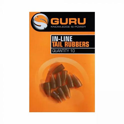 Guru Spare Inline Tube Tail Rubber