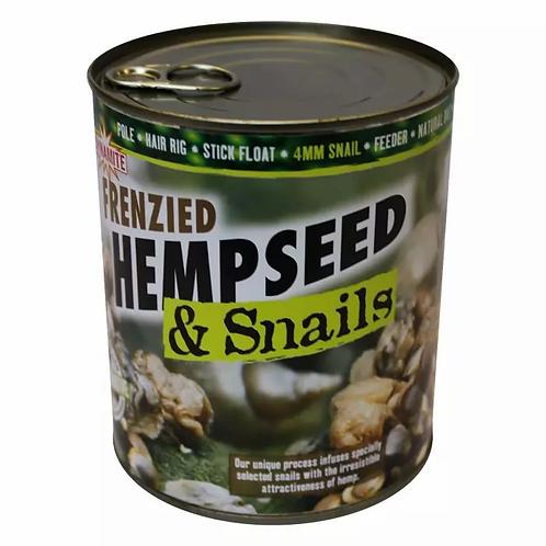 Dynamite Baits Frenzied Hempseed & Snails