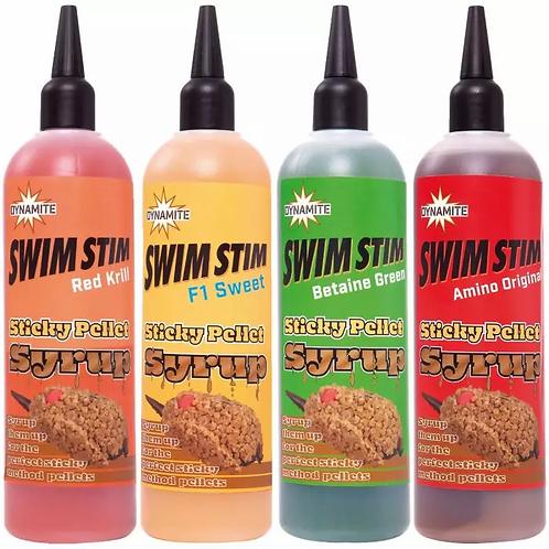 Dynamite Swim Stim Sticky Pellet Syrup
