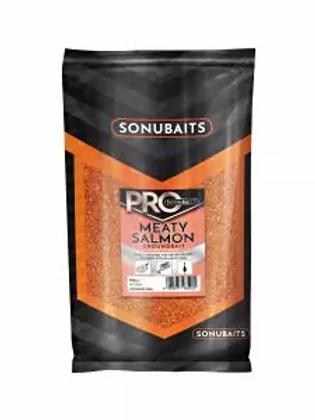 Sonubaits Pro Meaty Salmon Groundbait