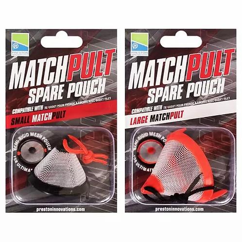 Preston Match Pult Spare Pouch