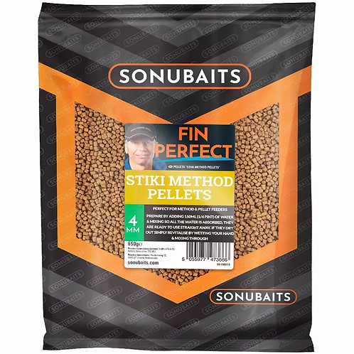 Sonubaits Fin Perfect Stiki Method Pellets