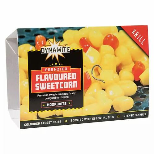 Dynamite Baits Frenzied Flavoured Sweetcorn