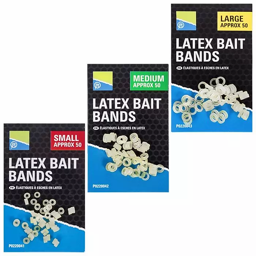 Preston Latex Bands
