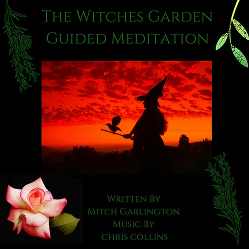 The Witches Garden - Guided Meditation - Audio Download
