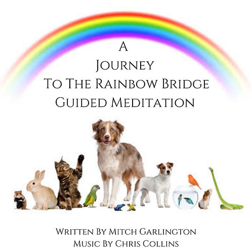 A Journey To The Rainbow Bridge - Guided Meditation - Audio Download