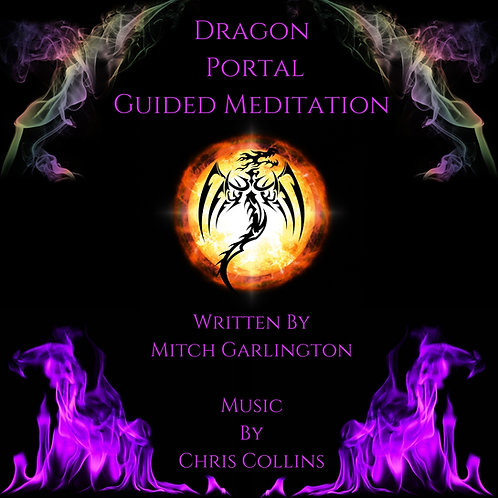 Dragon Portal - Guided Meditation - Audio Download