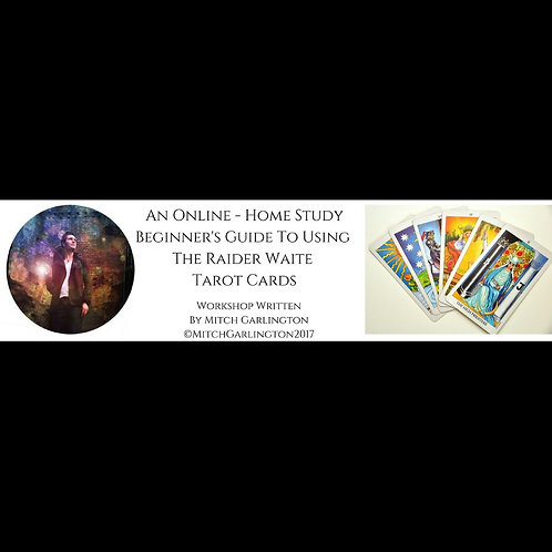 Learn From Home Tarot Workshop