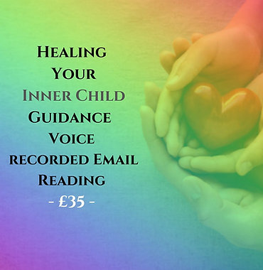 Healing Your Inner Child... Tarot Guidance... Voice Recorded Email Reading