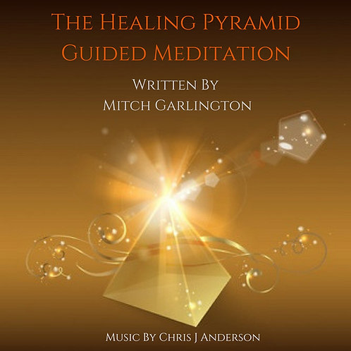 The Healing Pyramid - Gudied Meditation C.D