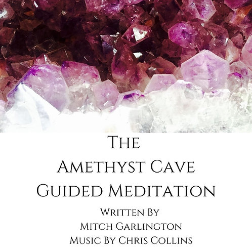 The Amethyst Cave - Guided Meditation - Audio Download