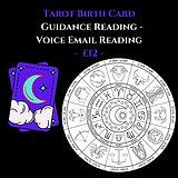 Three Card Spreademail reading...£15...
