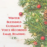 Winter Blessings Guidance Voice recored