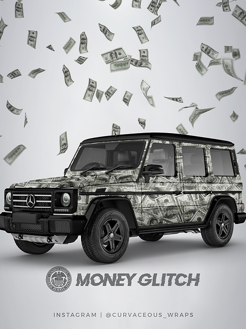 Money Glitch Wrap