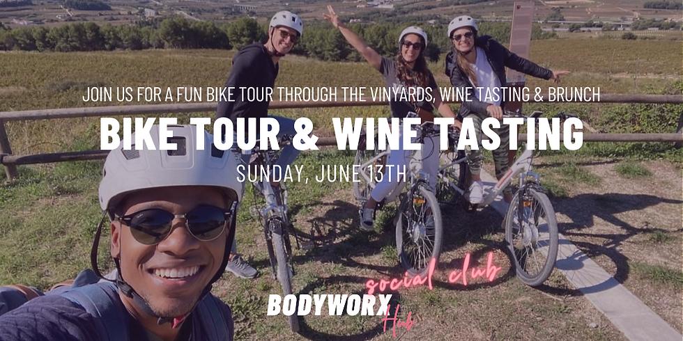 Bike & Wine Tour