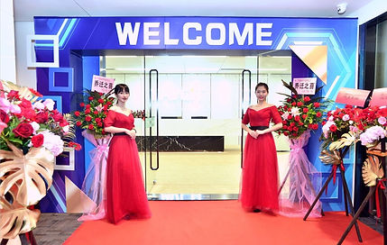 Ceremony of AVCiT Smart Showroom Opening & Headquarter Relocation