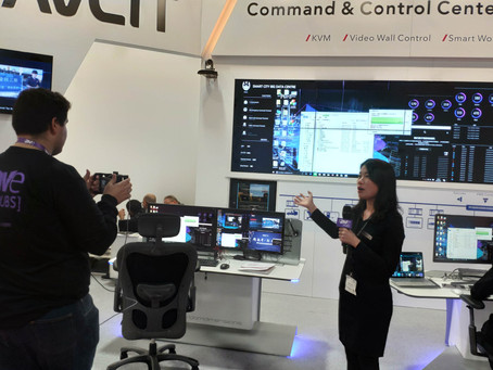 ISE 2019: Smart Workspace Technologies Adding Value on Your Control Room Design