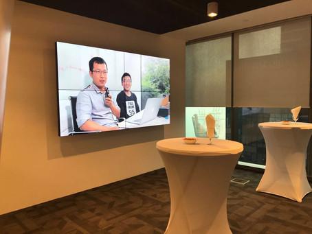 R&D Hub Singapore of AI pioneer-YITU