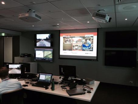 AVCIT assist Fire &Rescue Center in Australia
