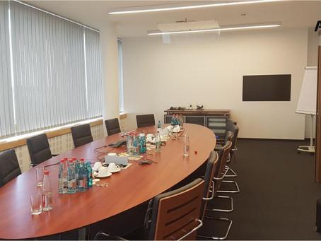 AV Installation for Telefonica Duesseldorf