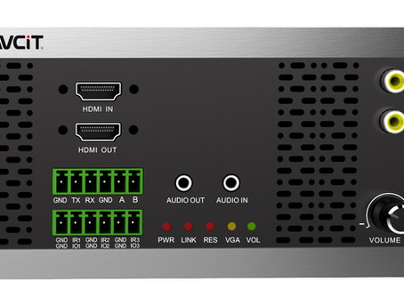 Introduction to AVCIT's IP based Video Wall Controller