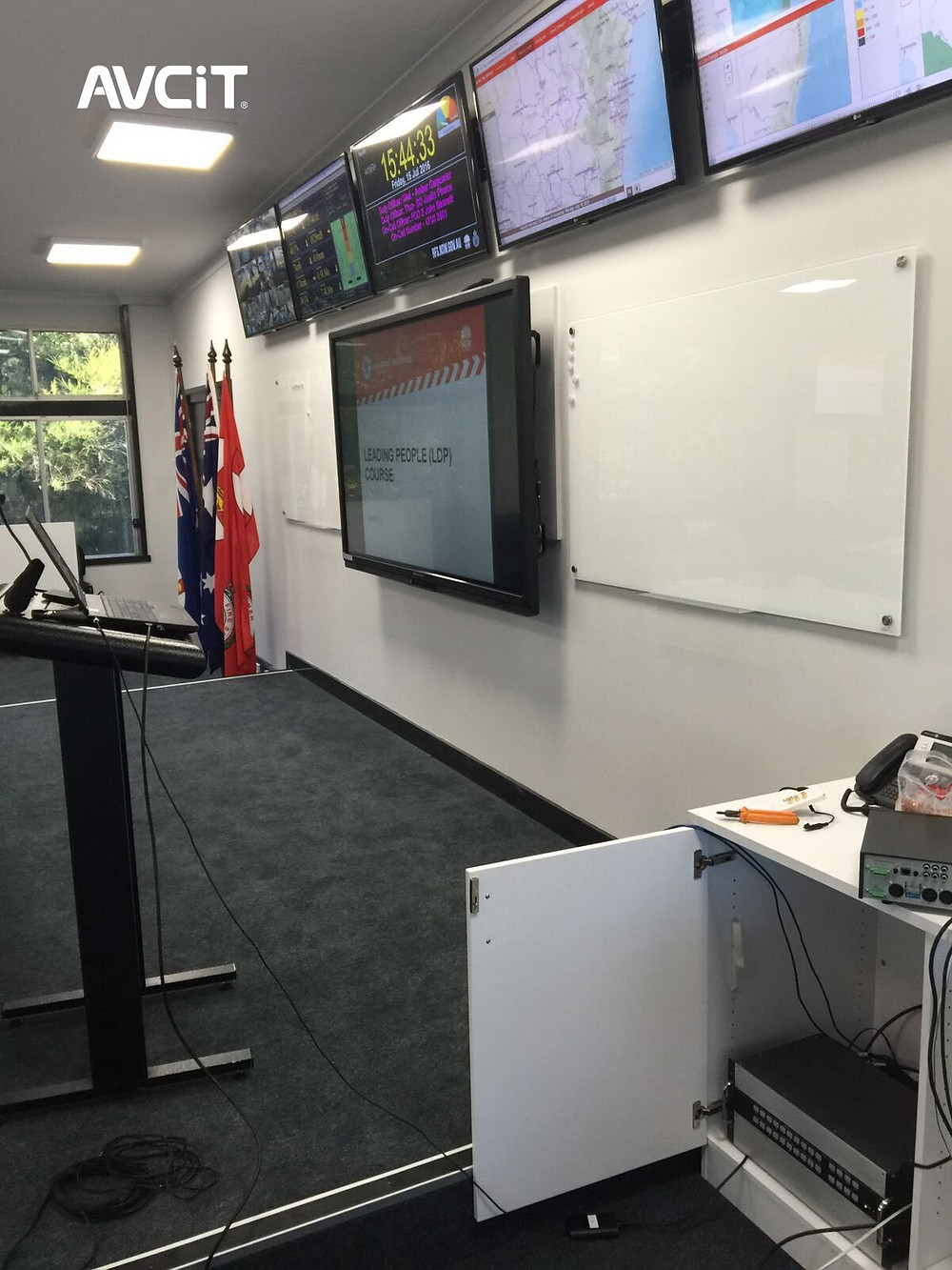 One more installation for NSW Rural Fire Service Australia