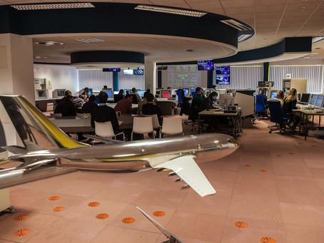 ETW control room, Germany