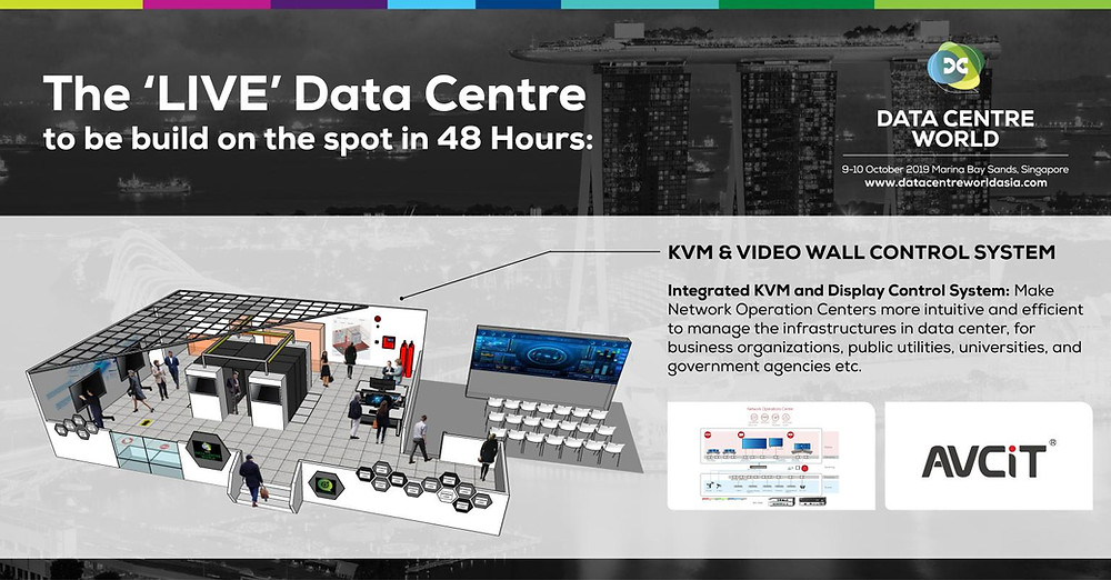 AVCIT AT Live Data Centre Asia