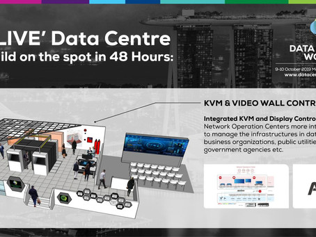 Welcome to Live Data Centre – Singapore Edition