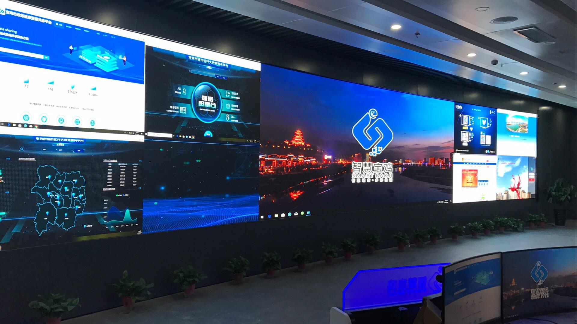Smart City Baoji
