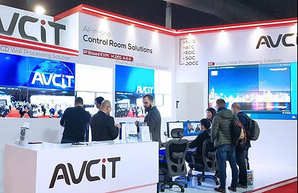 H.265-based KVM to add more value for control room-ISE2020