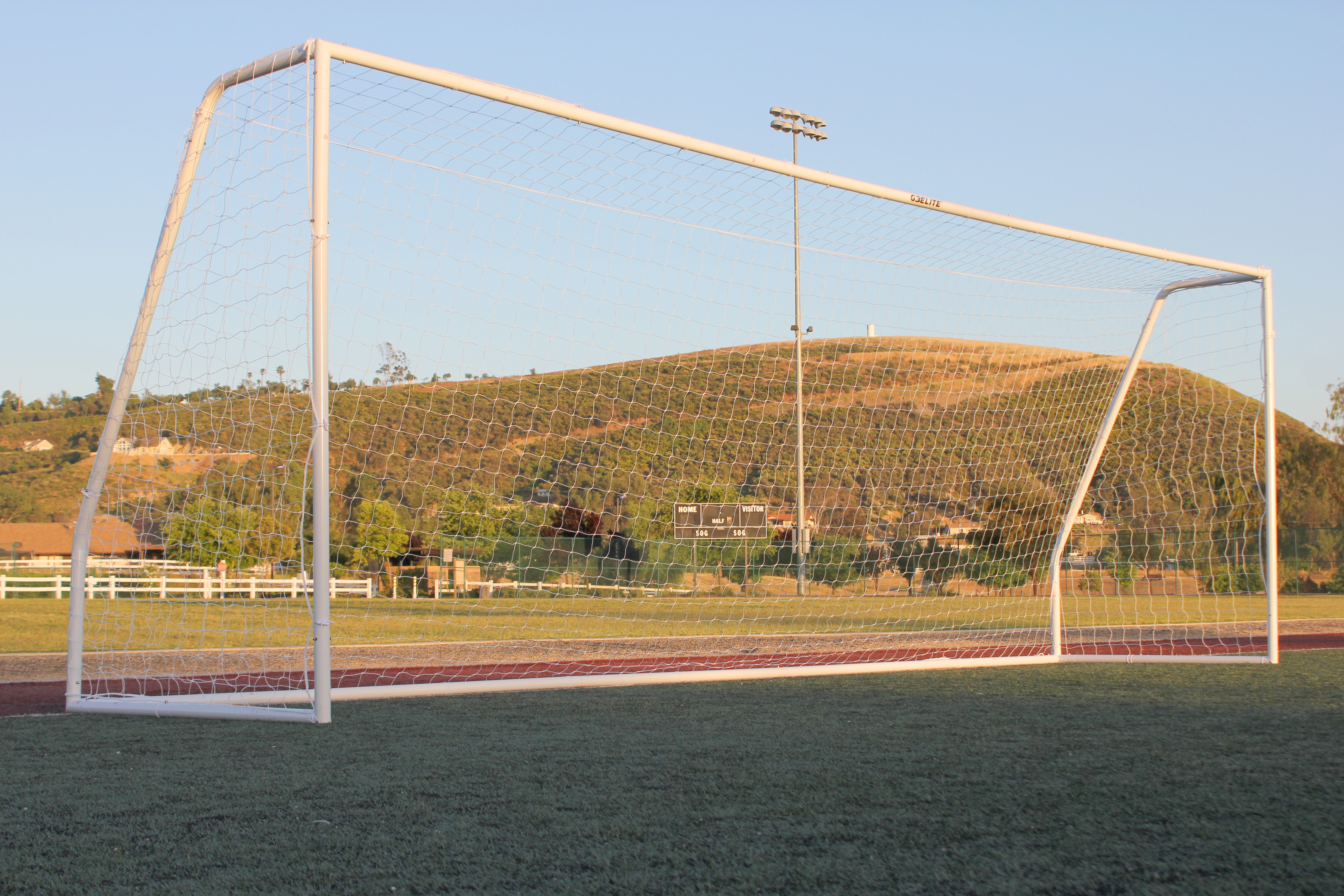24x8 Weather Resistant Soccer Goal