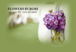 Flowers By Rori Hamptons North Fork Weddings and Special Occasion Florists Westhampton logo