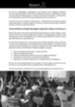 Projekt ManagerIn regionaler Aufbau von