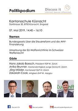 2019.05.07_Kanti_Küsnacht,_Politikpodium