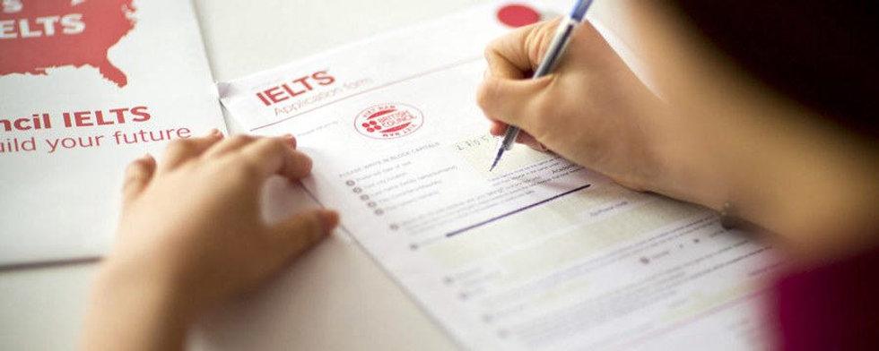IELTS exam in Mongolia