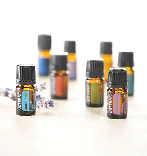yoga and essential oils