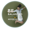 Be balanced logo