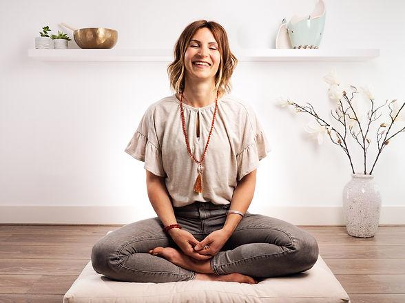 Sophie van Aanholt destress lab meditatie