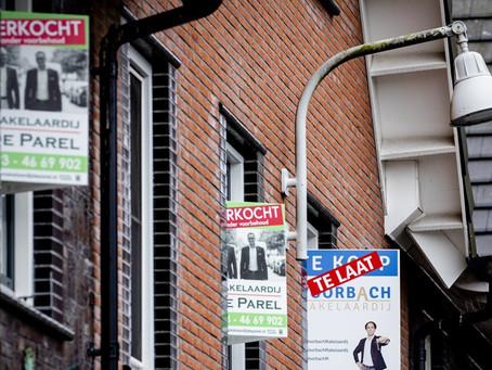 Rising housing prices in The Netherlands during Covid-19: why now?