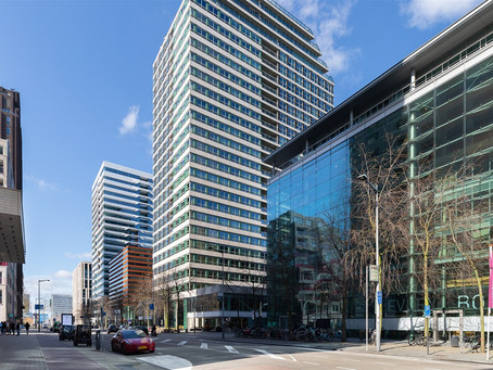 The Amsterdam Business District: the past, the present and the future