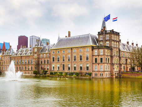 How is the Dutch government helping the economy through the Covid-19 crisis?
